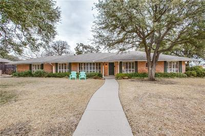 Single Family Home For Sale: 7047 Midbury Drive