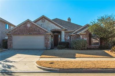Denton Single Family Home Active Option Contract: 5409 Parkplace Drive