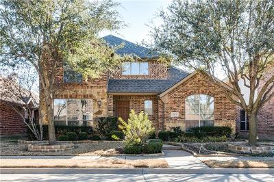Allen Single Family Home For Sale: 1911 Kirby Lane