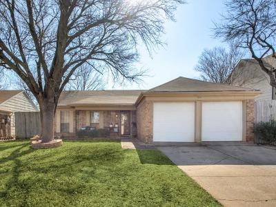 Flower Mound Single Family Home Active Option Contract: 1641 Homestead Street