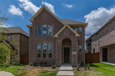 McKinney TX Single Family Home For Sale: $330,775