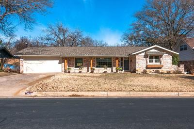 Fort Worth Single Family Home For Sale: 6920 Wycliff Street