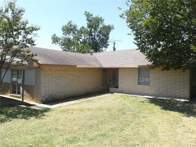 Frisco Single Family Home For Sale: 6610 Cedar Lane