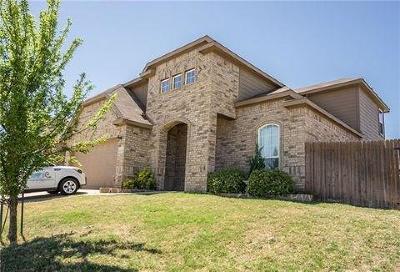 Burleson Single Family Home For Sale: 1136 Hidden Lake Drive