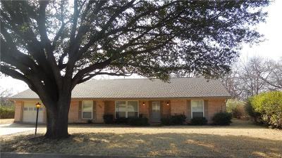 Benbrook Single Family Home For Sale: 3932 Van Deman Drive
