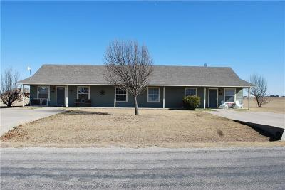 Weatherford Multi Family Home For Sale: 201 Blue Bell Court