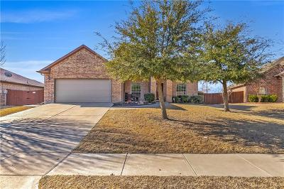 Weatherford Single Family Home For Sale: 1556 Salado Trail