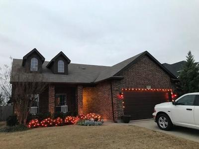 Burleson Single Family Home For Sale: 1109 Vista View Drive