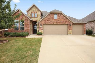 McKinney Single Family Home For Sale: 5101 Datewood Lane