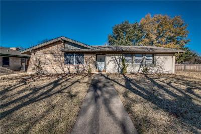 Ennis Single Family Home For Sale: 2309 Woodlawn Drive