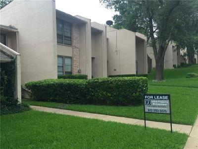 Garland Residential Lease For Lease: 310 Valley Park Drive