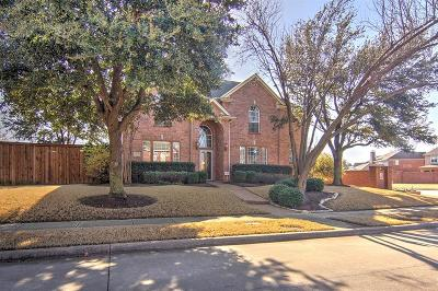 Coppell Single Family Home For Sale: 907 Village Parkway