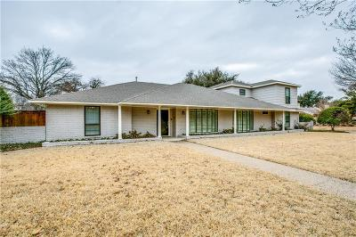 Dallas, Fort Worth Single Family Home For Sale: 4408 Mill Run Road