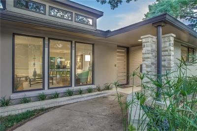 Dallas Single Family Home For Sale: 7115 Shook Avenue