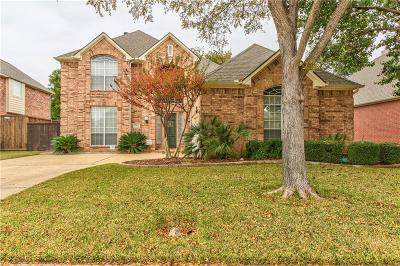 Coppell Single Family Home For Sale: 1420 Falls Road