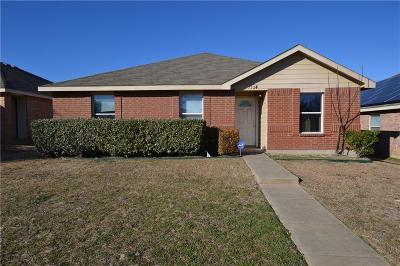 Dallas Single Family Home For Sale: 7524 Marietta Lane
