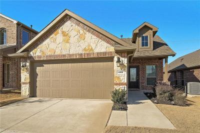 McKinney Single Family Home For Sale: 409 Black Bass Road