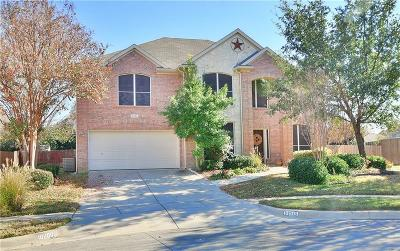 Fort Worth TX Single Family Home For Sale: $380,000