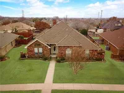 Single Family Home Active Option Contract: 2502 Willowdale Drive
