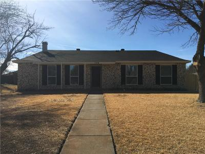 Duncanville Residential Lease For Lease: 706 Countryside Court