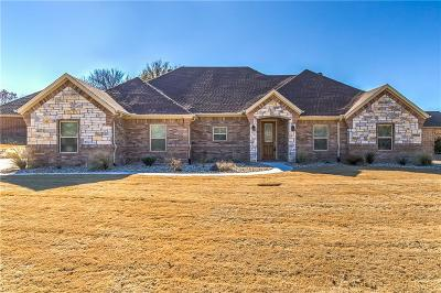 Granbury Single Family Home For Sale: 8520 Kingsley Circle