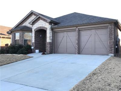 Denton Single Family Home For Sale: 5705 Millers Creek Drive