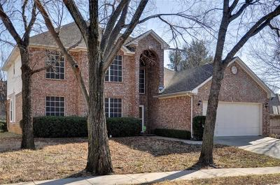 North Richland Hills Single Family Home Active Option Contract: 7008 Michael Drive