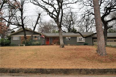 Denton Single Family Home For Sale: 1114 Brightwood Terrace