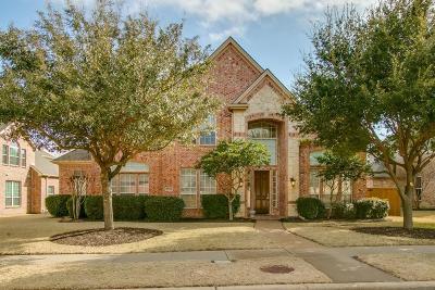 Garland Single Family Home For Sale: 4710 Walton Heath Drive