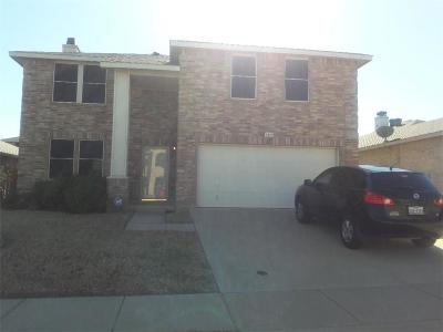 Fort Worth Single Family Home For Sale: 3877 Country Lane