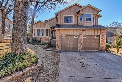 Arlington Single Family Home For Sale: 3418 McKamy Oaks Trail
