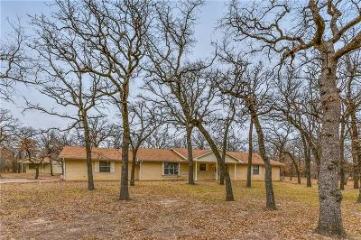 Weatherford Single Family Home For Sale: 3813 Arroyo Drive