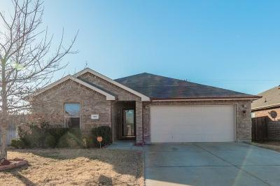 Fort Worth Single Family Home For Sale: 901 Newberry Trail