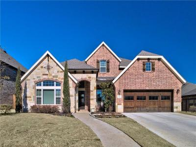 Keller Single Family Home For Sale: 575 Hidden Meadow Drive