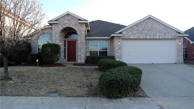 Fort Worth Single Family Home For Sale: 4621 Edenwood Drive