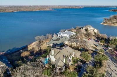 Highland Village Single Family Home For Sale: 811 N Shore Drive
