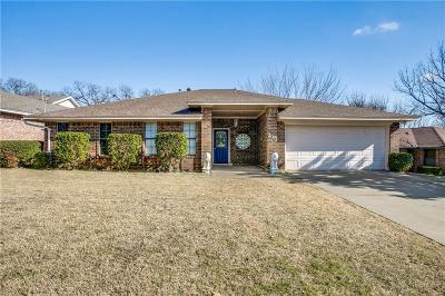 Grand Prairie Single Family Home For Sale: 310 Post Oak Drive