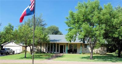 Glen Rose Single Family Home For Sale: 1449 County Road 2021