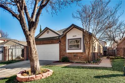 Lewisville Single Family Home For Sale: 2039 Mallard Drive