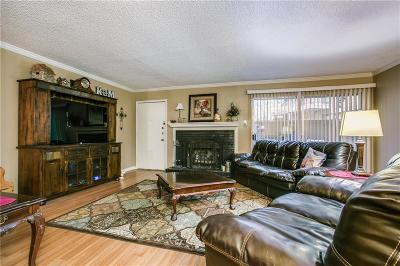 Dallas Condo For Sale: 7706 Meadow Road #123
