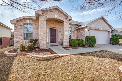 McKinney Single Family Home For Sale: 9105 Manassas Ridge