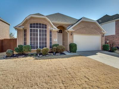 Denton Single Family Home Active Option Contract: 6705 Hayling Way