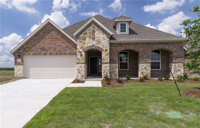 Aubrey Single Family Home For Sale: 1413 Millican Lane