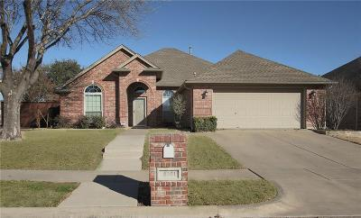 North Richland Hills Single Family Home Active Option Contract: 8301 Emerald Circle