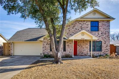 North Richland Hills Single Family Home For Sale: 6808 Richfield Drive