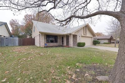 Grand Prairie Single Family Home For Sale: 2673 Steppington Street