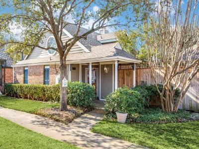 Dallas Single Family Home For Sale: 3124 Royal Gable Drive