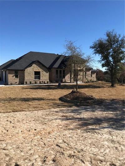 Weatherford Single Family Home Active Option Contract: 1320 McClendon Road