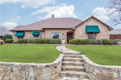 Coppell Single Family Home For Sale: 736 Meadowlark Lane