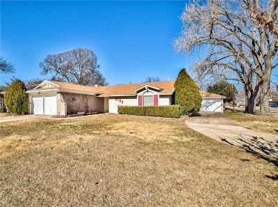 Plano Single Family Home For Sale: 2123 Red Bud Lane